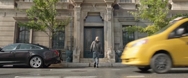 Thor llega al Santuario de Nueva York