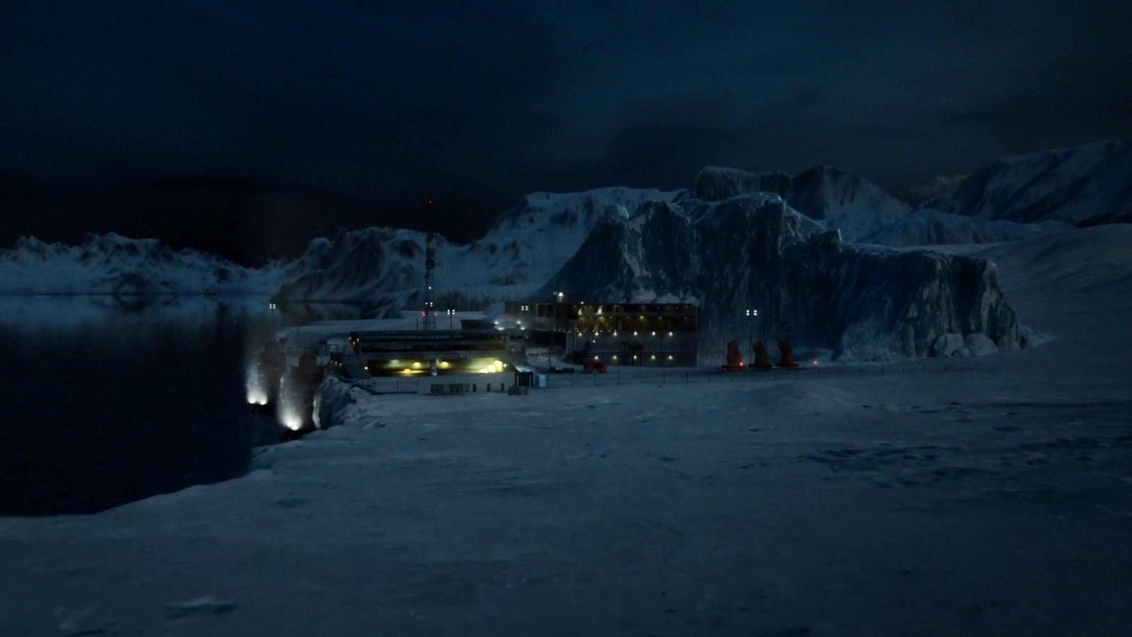 Arctic HYDRA Research Facility