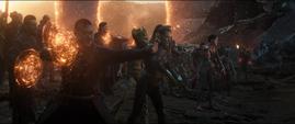 Formción de los Vengadores y sus aliados - 1