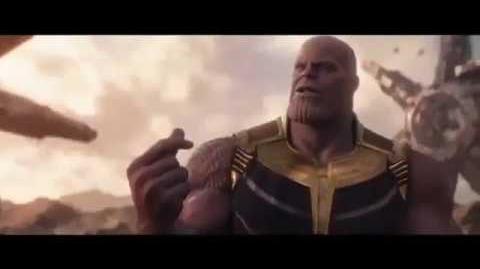 Marvel Studios' Avengers Infinity War - Snap TV Spot