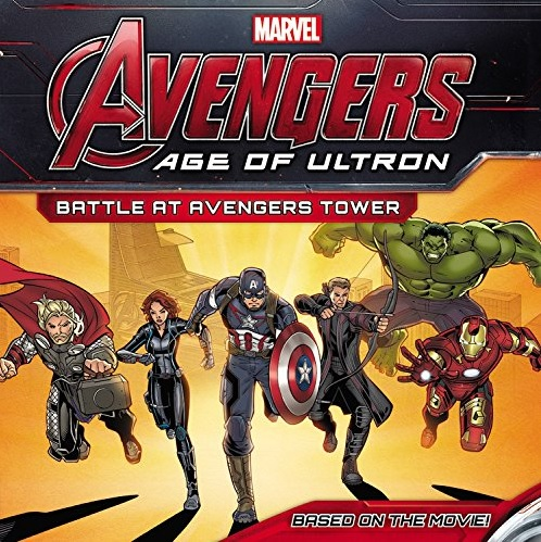 Avengers: Age of Ultron: Battle at Avengers Tower