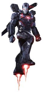 Infinity War - Promo de Máquina de Guerra