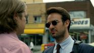 Murdock habla con Nelson de Daredevil