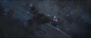 Rocket y Rhodes caen después del ataque a las instalaciones