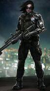 CATWS Winter Soldier concept art 1