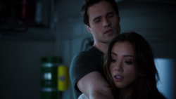 When do skye and ward get together