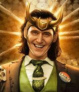 President Loki Official