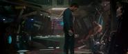 Star-Lord Talking to Rocket I