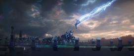Thor contra los Bersekers