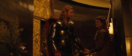 Thor deja la celebración