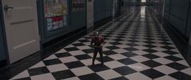 Ant-Man teniendo problemas con el traje - AAW