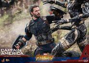 Captain America Infinity War Hot Toys 7