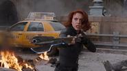 Natasha luchando