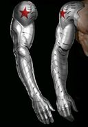CATWS Winter Soldier concept art 12