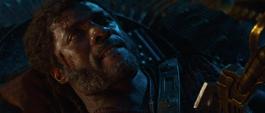 Heimdall asesinado por Thanos
