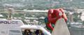 Hombre Araña toma impulso