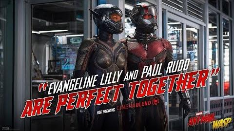 """Marvel Studios' Ant-Man and The Wasp """"Experience"""" TV Spot"""