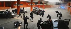 Cap y Bucky arrestados