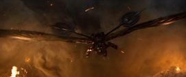 Adrian Toome se dispone a atacar al Hombre Araña - Spider Man Homecoming