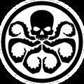 HYDRA Framework Logo Negro y Blanco