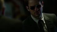 Murdock y Lantom discuten sobre el Diablo