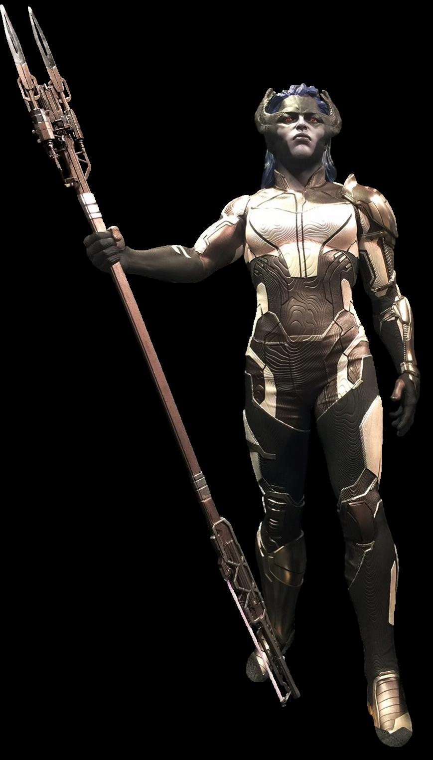 Proxima Midnight's Spear