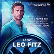 Agents of S.H.I.E.L.D. T7 - Leopold Fitz