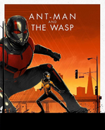 Bluray Box - Ant-Man and the Wasp