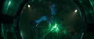 Nebula persigue a Gamora