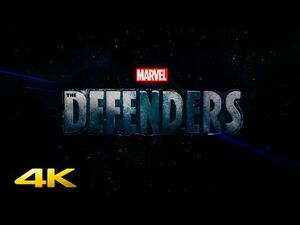 The Defenders Opening Title Sequence 4K UHD 60fps