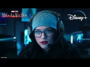 Why You Want Marvel Studios' Darcy Lewis In Your Corner - Disney+
