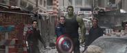 Ant-Man, Captain America, Hulk & Iron Man