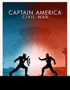 Bluray Box - Captain America Civil War