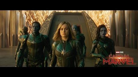 "Marvel Studios' Captain Marvel ""Climb"" TV Spot"