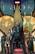 The Official Guidebook To The Marvel Cinematic Universe Thor