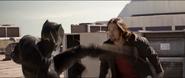 Bucky Barnes vs. Black Panther
