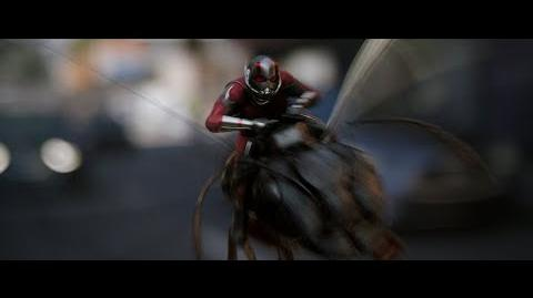 Marvel Studios' Ant-Man and The Wasp War TV Spot