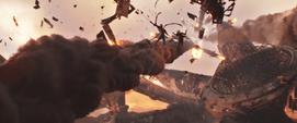 Parker salva a los Guardianes