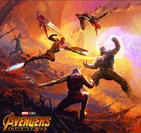 The Art of Avengers: Infinity War