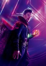 AIW - Póster sin texto de Doctor Strange