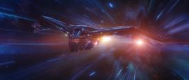 Benatar - Nave de los Guardianes de la Galaxia - IW