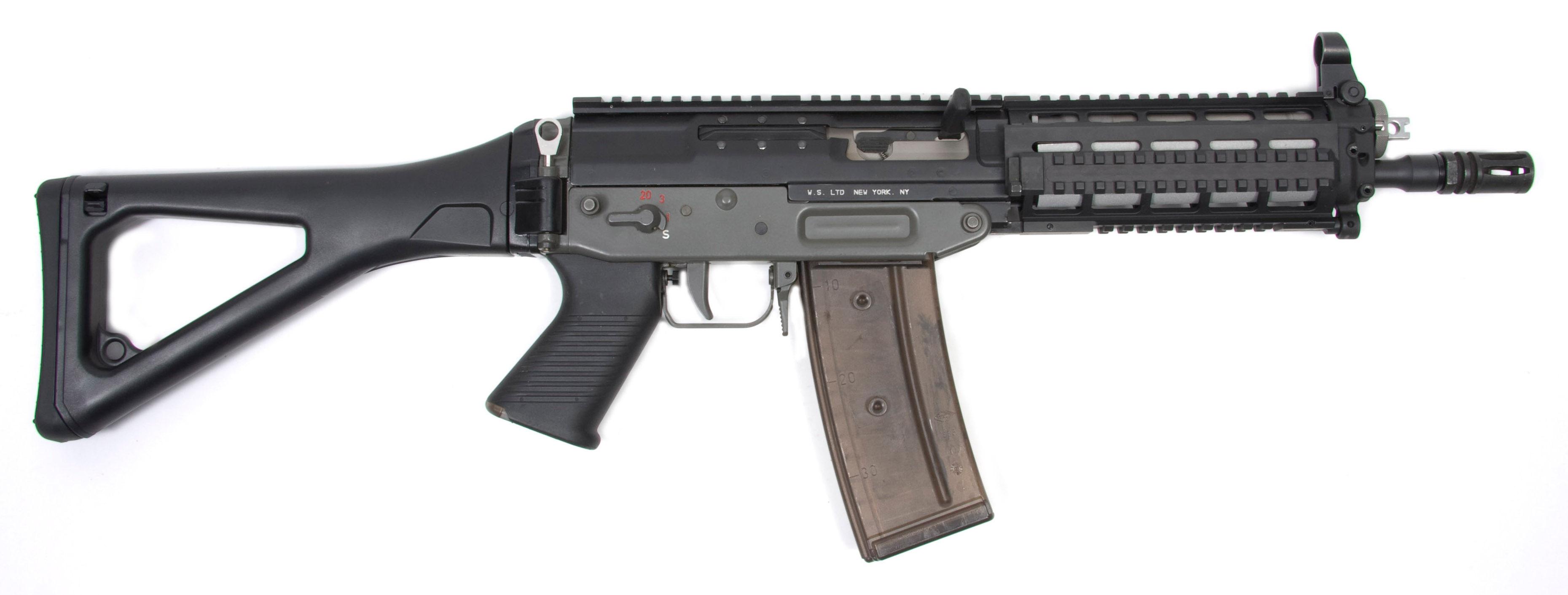 Hammer Industries Assault Rifle