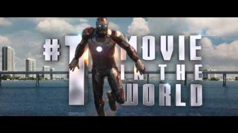 Marvel's Iron Man 3 - TV Spot 12 - Now Playing