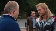 Selvig, Thor & Cap