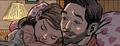 Avengers Infinity War Prelude - Scott y Cassandra juntos