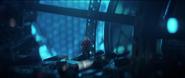 Lang dentro del Reactor Arc