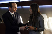 Skye se convierte en agente de S.H.I.E.L.D.