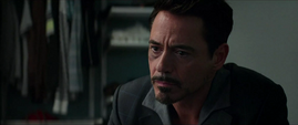 Tony habla con Parker