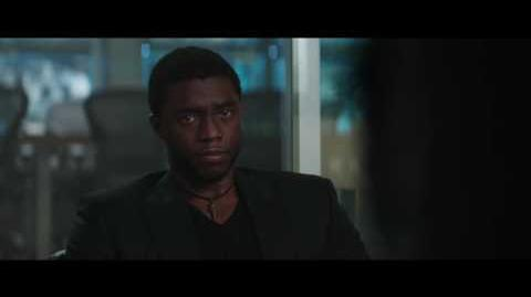 Not Used to the Truth – Marvel's Captain America Civil War Deleted Scene