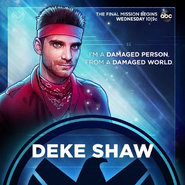 Agents of S.H.I.E.L.D. T7 - Deke Shaw